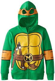 nickelodeon boys mutant turtles costume