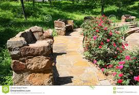 rock benches for garden 79 photos designs on stone benches for