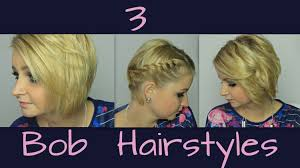 Bob Frisuren Mal Anders 3 bob hairstyles