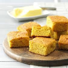 buttermilk corn bread recipe taste of home