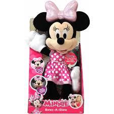 disney girls u0027 minnie mouse fleece zip hoodie walmart