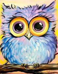 Painting Designs Best 25 Owl Paintings Ideas On Pinterest Owl Art Sunset