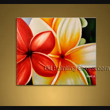 large wall decorating ideas oil painting on canvas for living room egg flower this 1