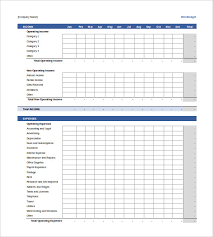 templates for business budgets 13 business budget templates free sle exle format