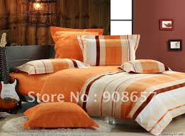 Orange Bed Sets Orange Bed Linen Duvet Covers Sweetgalas