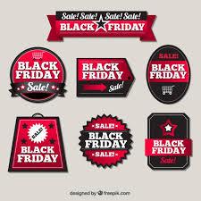 black friday car sales pack of elegant sale stickers for black friday vector free download