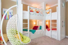 Bunk Bed Room Amazing Beautiful Way To Personalize Bunk Beds In A Room She
