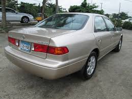 how much is a 2000 toyota camry worth toyota camry 2000 autos nigeria