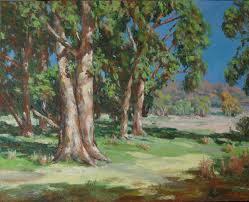 eucalyptus trees 22 x 28 inches garland fulghum