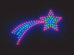 shooting star christmas lights shooting star christmas light christmas decor inspirations