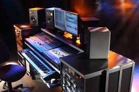 Home Music Studio Ideas by Home Recording Studio Desk Sale Desk And Cabinet Decoration