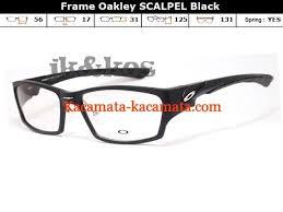 Jual Kacamata Oakley Crosslink jual gagang oakley crosslink savie personnalisa