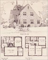 marvellous inspiration cottage plans book 3 1924 clipped gable