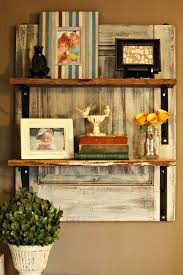 Barnwood Bookshelves by Diy Barnwood Shelf