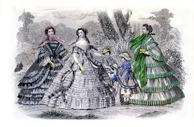 godeys book 1860 july godey s s book fashion plate fashion plate flickr
