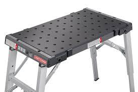 Keter Folding Bench Table Formalbeauteous Husky Portable Jobsite Workbench Router
