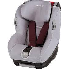 housse eponge siege auto housse eponge pour siège auto opal cool grey de bebe confort sur