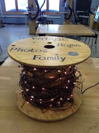 best 25 electrical spools ideas on diy cable spool