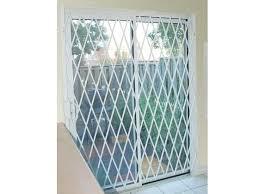 Secure Patio Door Security Patio Doors Folding Gate For Patio Door