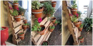 deco jardin a faire soi meme 1001 tutoriels et idées pour fabriquer une jardinière en palette