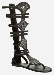 wide width shoes studded gladiator sandal wide calf wide