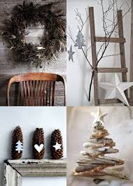 rustic christmas decorations modern rustic christmas decor blue bergitt