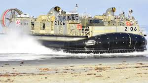 amphibious vehicle military us military hovercraft lcac u0026 assault amphibious vehicle beach