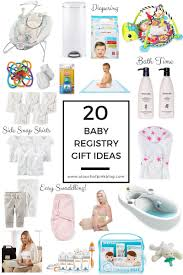top baby registry a touch of pink