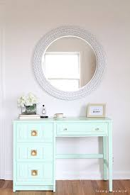 best 25 painted desks ideas on pinterest chalk paint desk desk