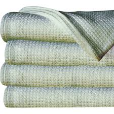 Green Throw Rug Microfiber Down Alternative Blanket In Multiple Sizes Choice Of