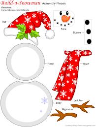 free printable christmas craft templates u2013 fun for christmas
