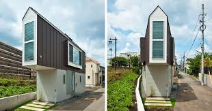 Narrowest House In The World This Narrow House In Japan Only Looks Tiny Until You Look Inside