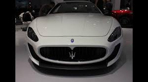 maserati alfieri interior luxury 2018 maserati alfieri super sport youtube
