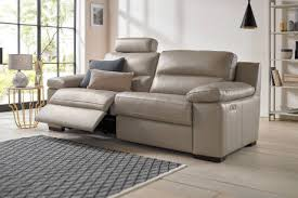 Recliner Leather Sofa Recliner Sofas Corners And Chairs In Leather And Fabric Sofology