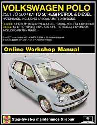 vw polo petrol and diesel 02 sept 09 51 to 59 haynes online