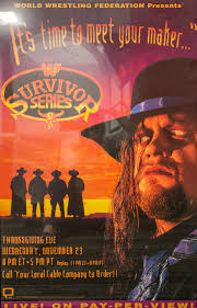 thanksgiving posters 50 greatest wwe pay per view posters ever photos wwe