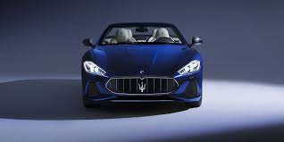 maserati grancabrio 2018 maserati grancabrio granturismo fully revealed for goodwood