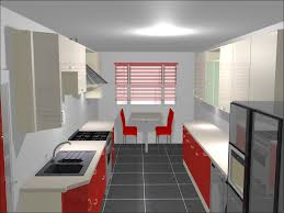 room 50s style kitchen artistic color decor modern with 50s