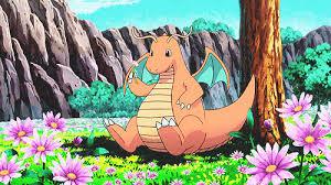 Dragonite Meme - dragonite smelling a flower pok礬mon know your meme