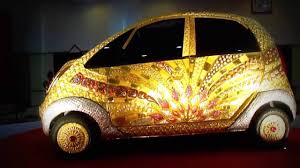gold lamborghini with diamonds cost of tata nano car gold car tata nano cost 22 crore nano car