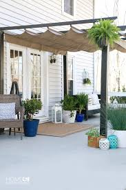 Better Homes And Gardens Wicker Patio Furniture - simple patio styling from bare to beautiful pergolas gardens