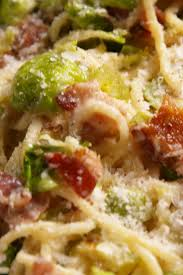 thanksgiving brussel sprouts bacon best bacon brussels sprouts spaghetti recipe how to make bacon