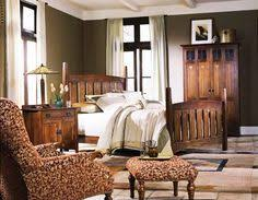Arts And Crafts For Bedrooms Master Bedroom Is All Gustav Stickley Save For The L U0026 J G