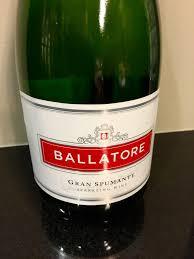 martini asti spumante ballatore gran spumante first pour wine