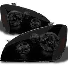 nissan altima 2005 headlight bulb xtune 2005 2006 nissan altima headlights