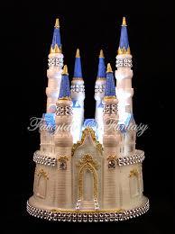 cinderella castle cake topper castle cake topper cinderella fairytale wedding or sweet 16 or