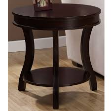 Plans For Round End Table by Amazon Com Metro Shop Wyatt End Table Kitchen U0026 Dining