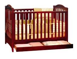 Cherry Convertible Crib by Afg Jeanie I Convertible Crib