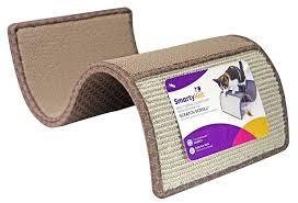 Cat Scratcher Amazon Com Smartykat Scratch Scroll Cat Scratcher Carpet And