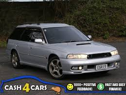1997 subaru legacy gt b manual turbo wagon cash4cars